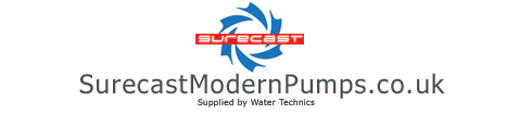 SureCast Mordern Pumps - Water Technics